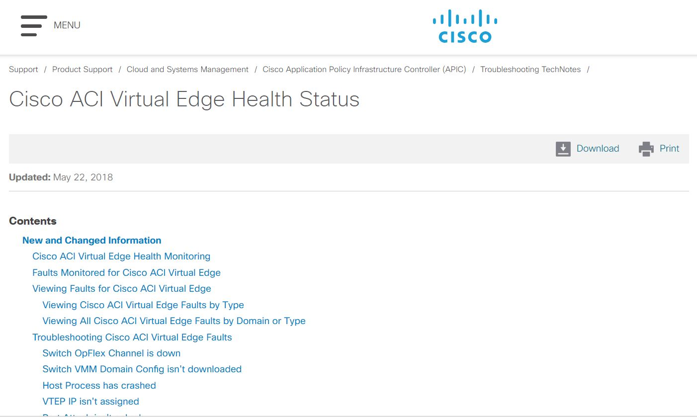 Cisco Aci Tutorial Pdf