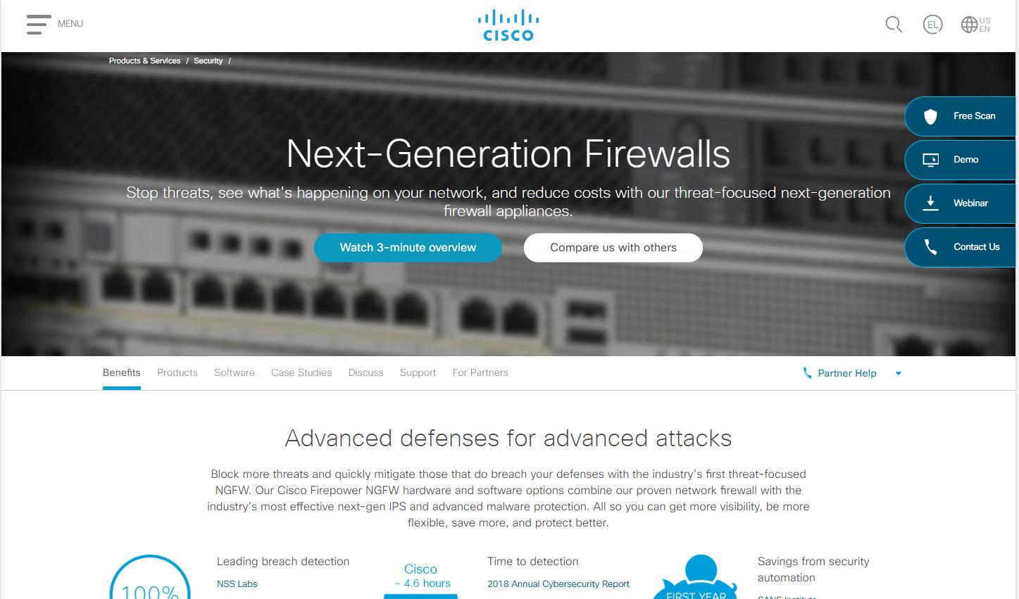 Next-Generation Firewalls