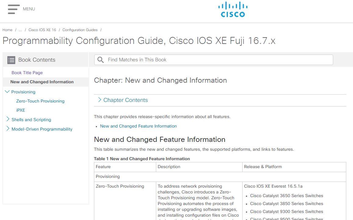 Cisco IOS Configuration Guide