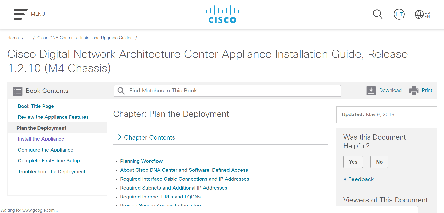 Cisco Wlc 9800 Installation Guide