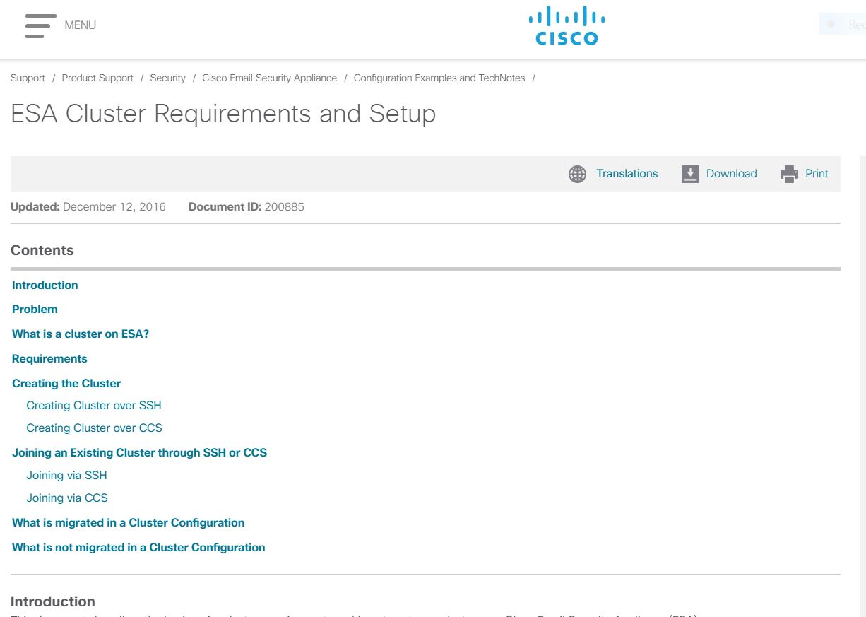 cisco file analysis is currently unavailable