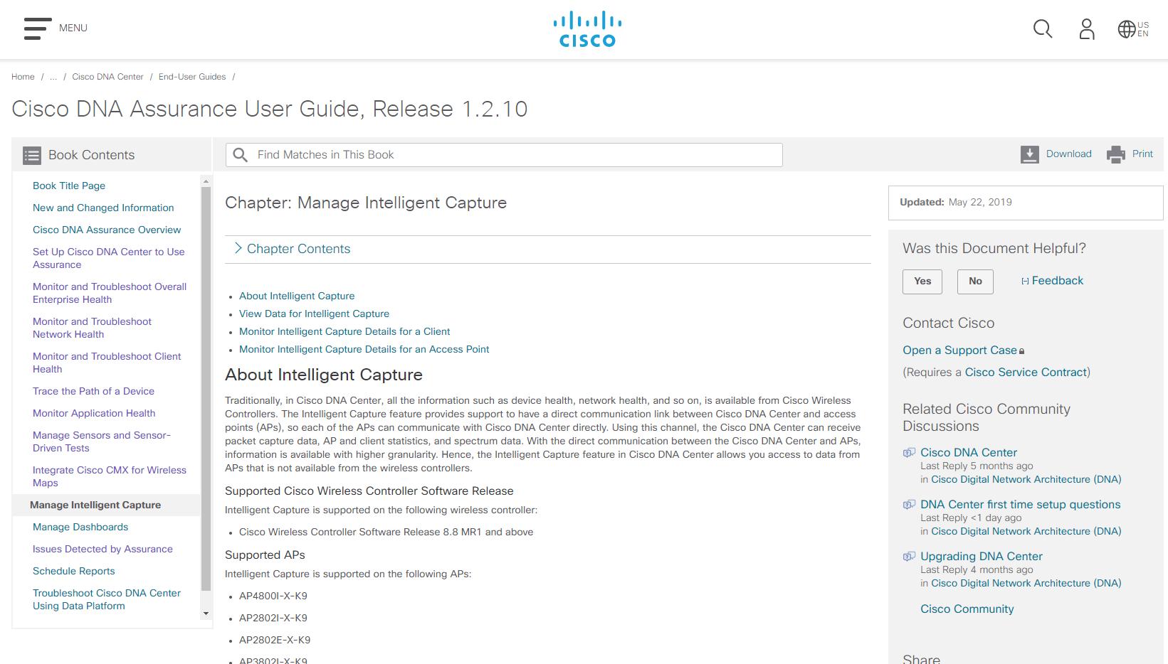 Guide] Manage Intelligent Capture