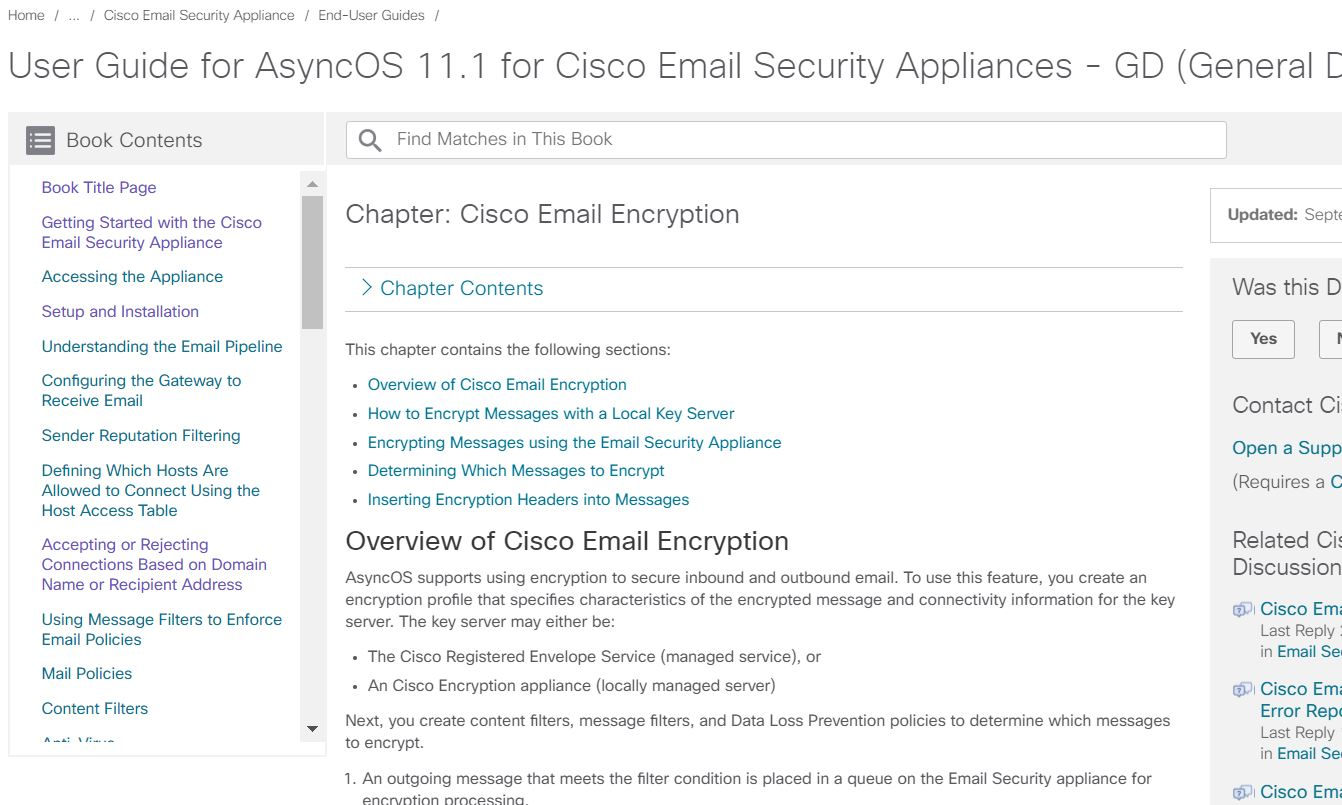 User Guide] Forged Email Detection
