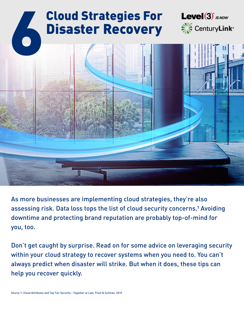 Control Your Cloud Connection Webinar