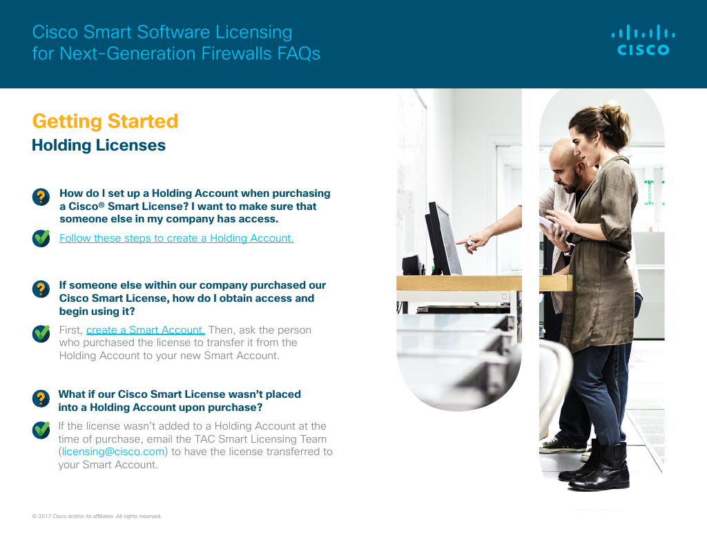 Cisco Smart Software Licensing for Next-Generation Firewalls FAQs